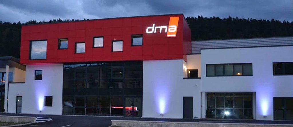 Die Fähigkeit von DMA, die spezifischsten industriellen Bedürfnisse zu erfüllen, führt in den letzten 15 Jahren zu einer ständigen Weiterentwicklung.