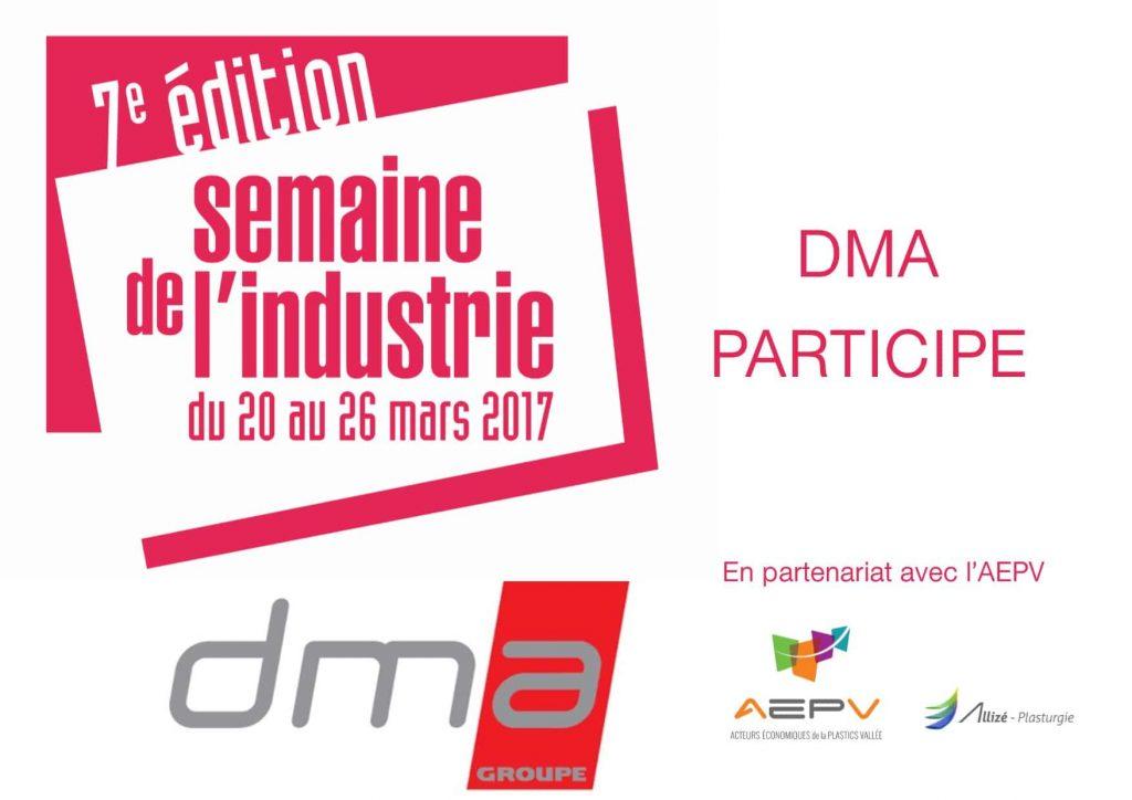 DMA ist auf der Industry Week vertreten