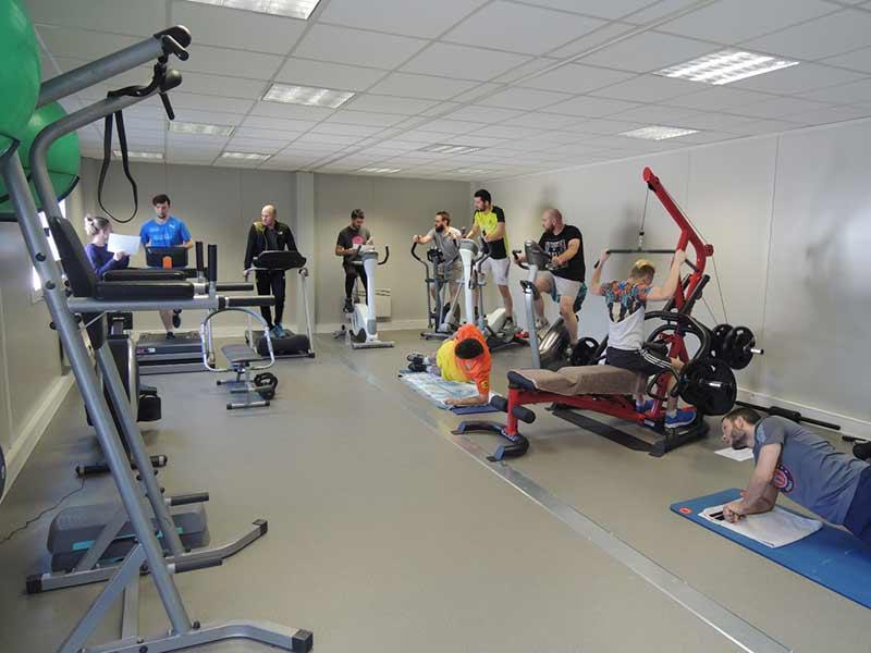 DMA ermöglicht Mitarbeitern die Verbindung von Sport und Arbeit