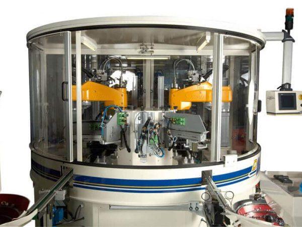 DMA Maschinen Spezifische Montagemaschine
