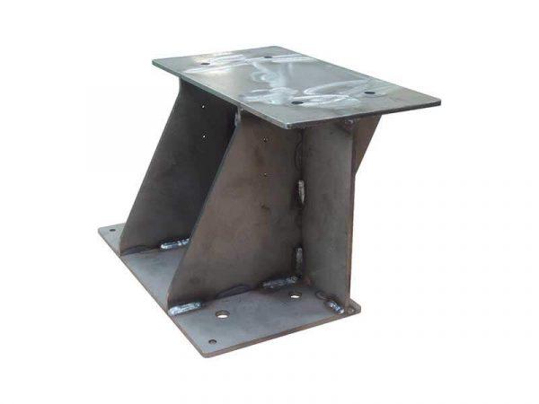Teil D B - Mechanische Schweißbaugruppe Ihres DMA-Sondermaschinenherstellers