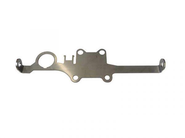 D B hergestellt im Kesselbau durch die neue Kesselbauabteilung der DMA, Hersteller von Montage- und Markiermaschinen.